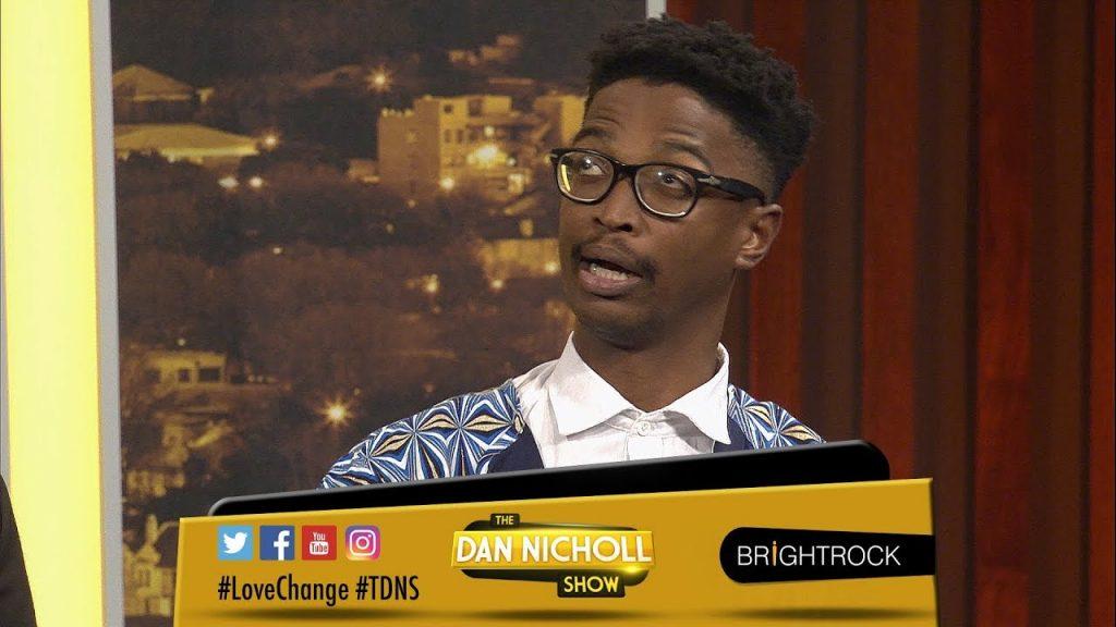 Bongani Dube Live on the Dan Nicholl Show