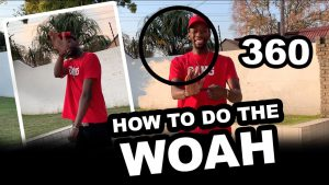 HOW TO DO THE WOAH Dance - Dance With Robot (Episode 3)