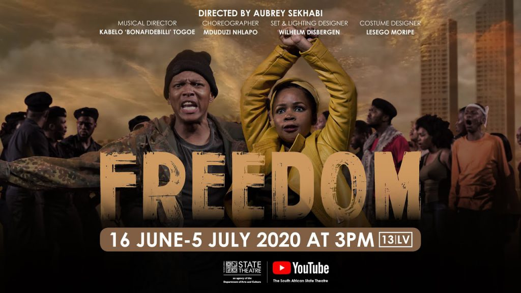 Freedom The Musical 2019