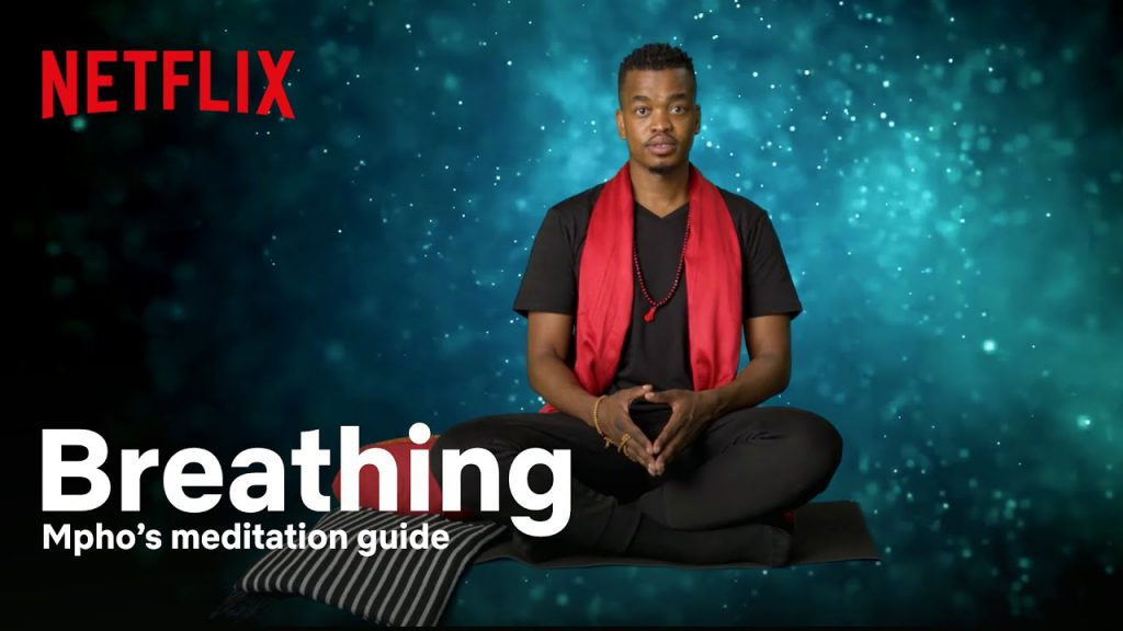 Meditation Guide with Mpho Popps | Breathing