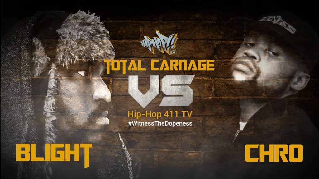 Hip-Hop 411 Rap Battles