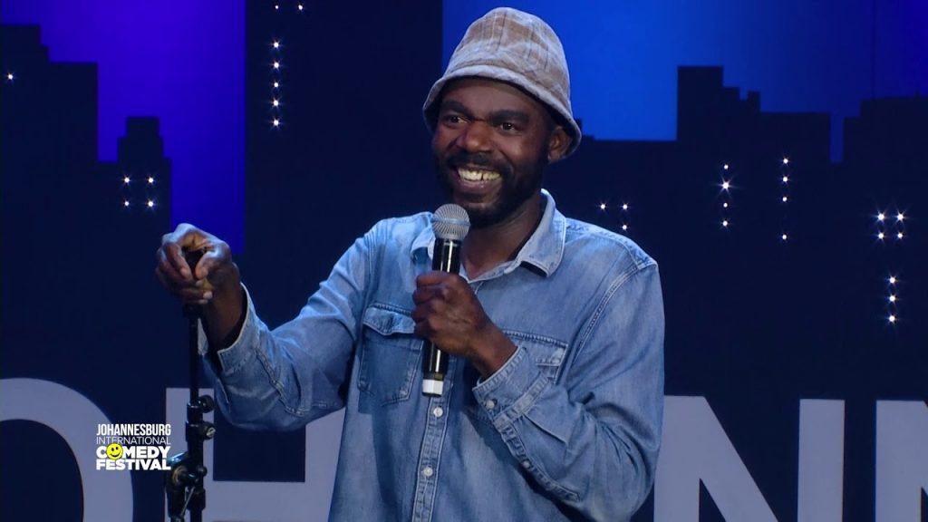Kedibone Mulaudzi (South Africa) – Vote for NADECO – Johannesburg International Comedy Festival 2017
