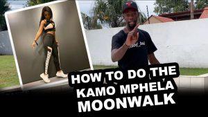 HOW TO DO THE KAMO MPHELA 'Baleka Gijima' - Dance With Robot (Episode 2)