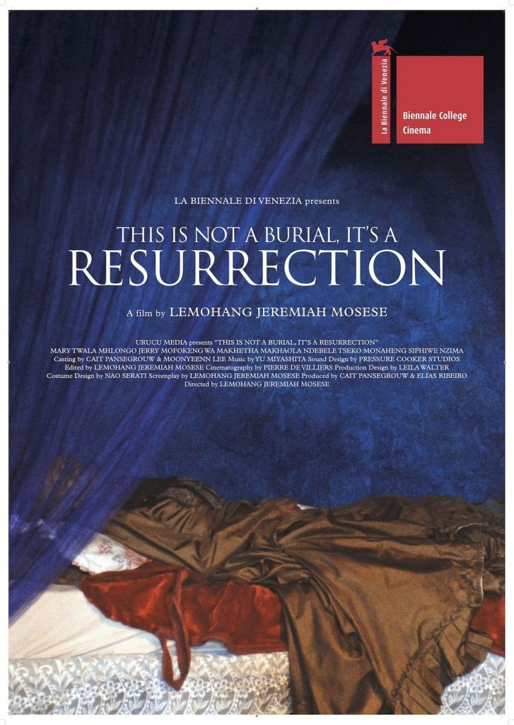 This Is Not a Burial, It's a Resurrection (Movie) [2019]