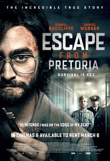 Escape from Pretoria (Movie) [2020]