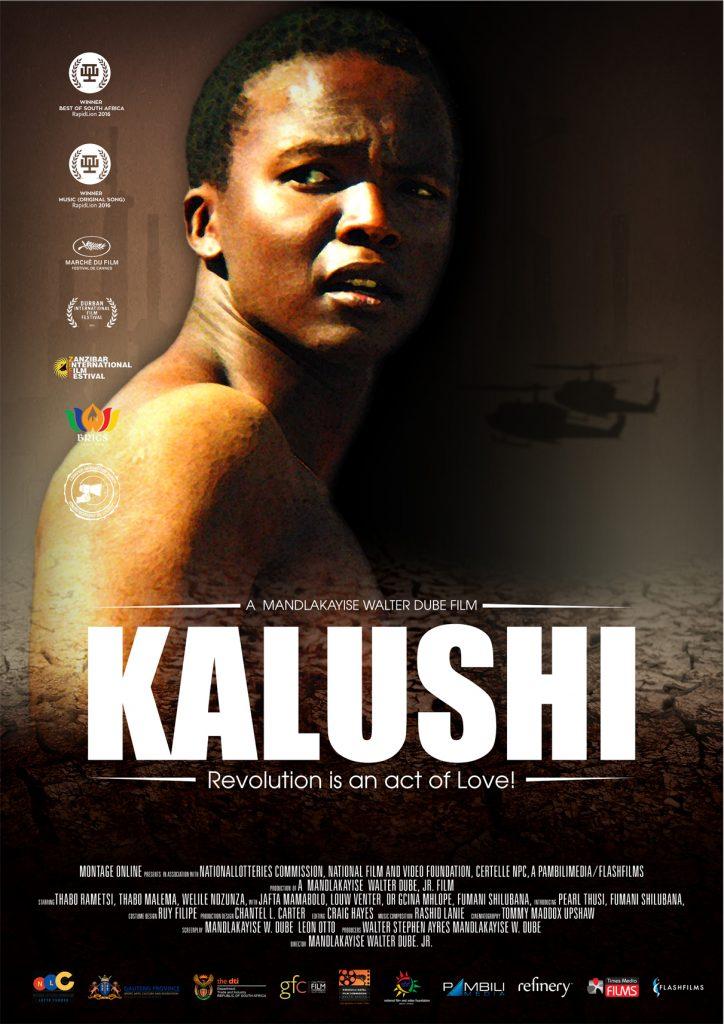 Kalushi: The Story of Solomon Mahlangu (Movie) [2016]