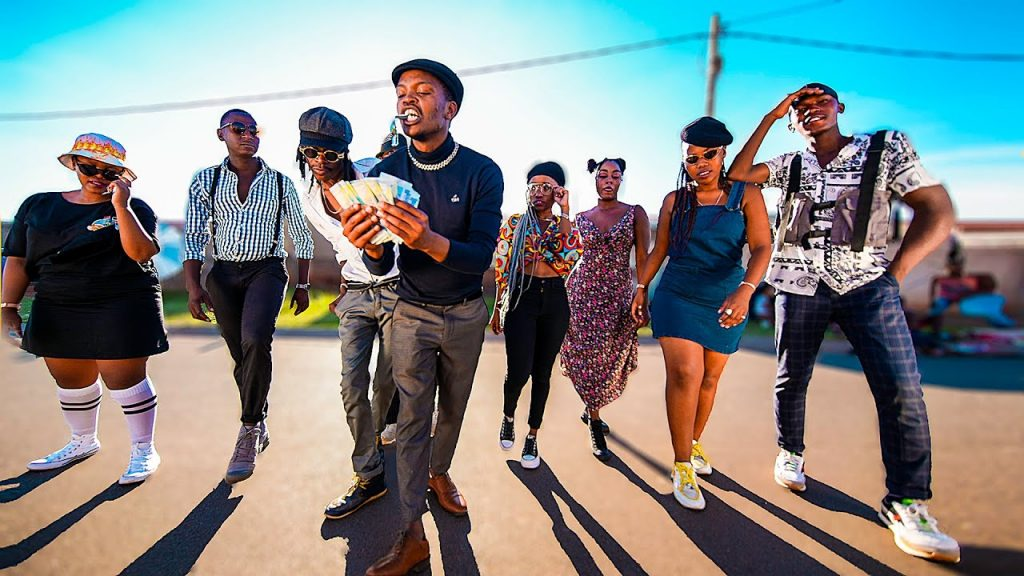 Big Zulu Mali Eningi Dance | Best Duduzane Challenge with Katlehong Kids