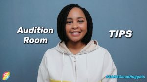Audition Room TIPS | Tips for Actors