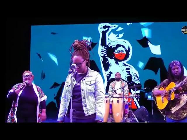 Poetry Africa 2020: Cross-Genre Collaboration: Jazz & Poetry