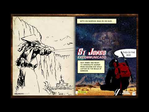 Virtual Scrapbook Issue 1 Page 2: St Jones – Excommunicado