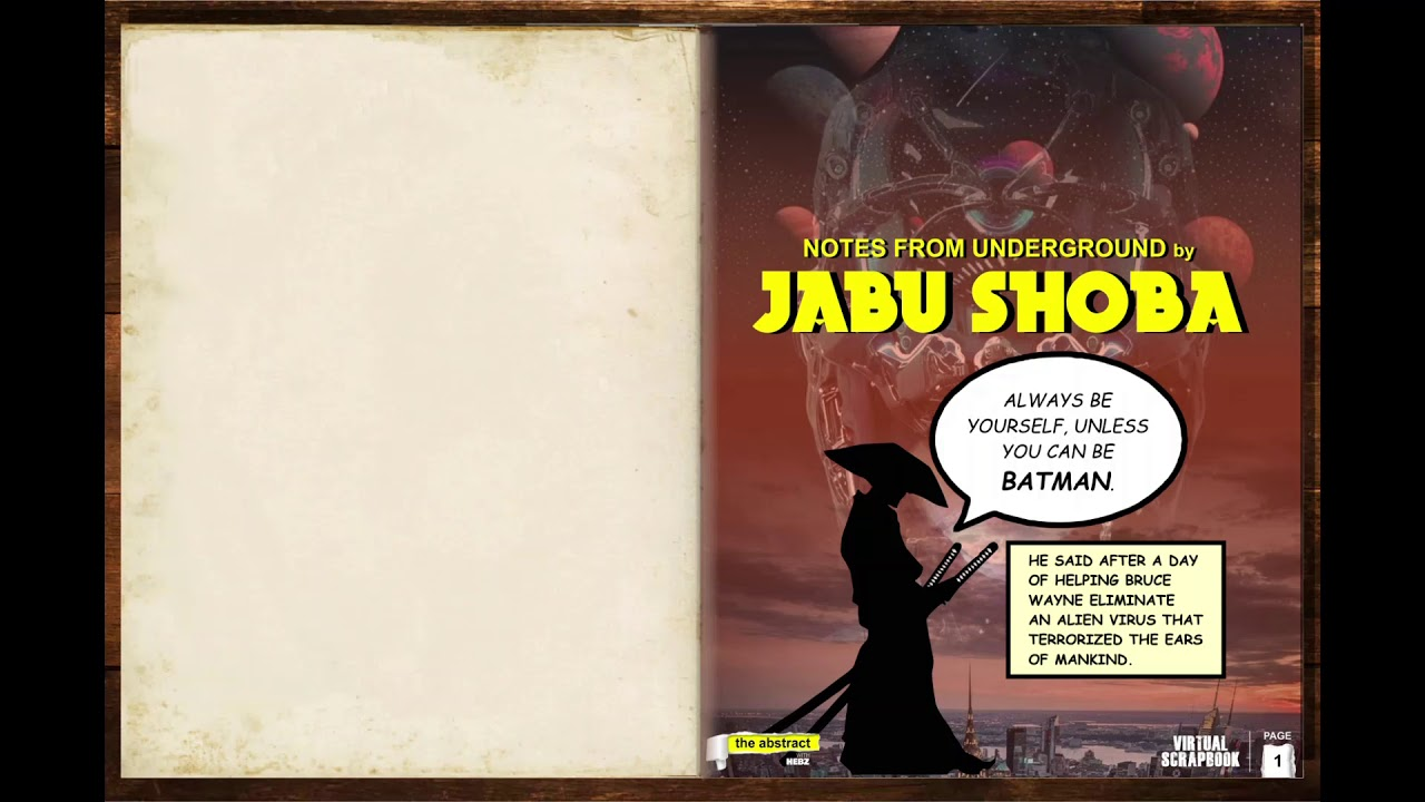 jabu shoba - Virtual Scrapbook