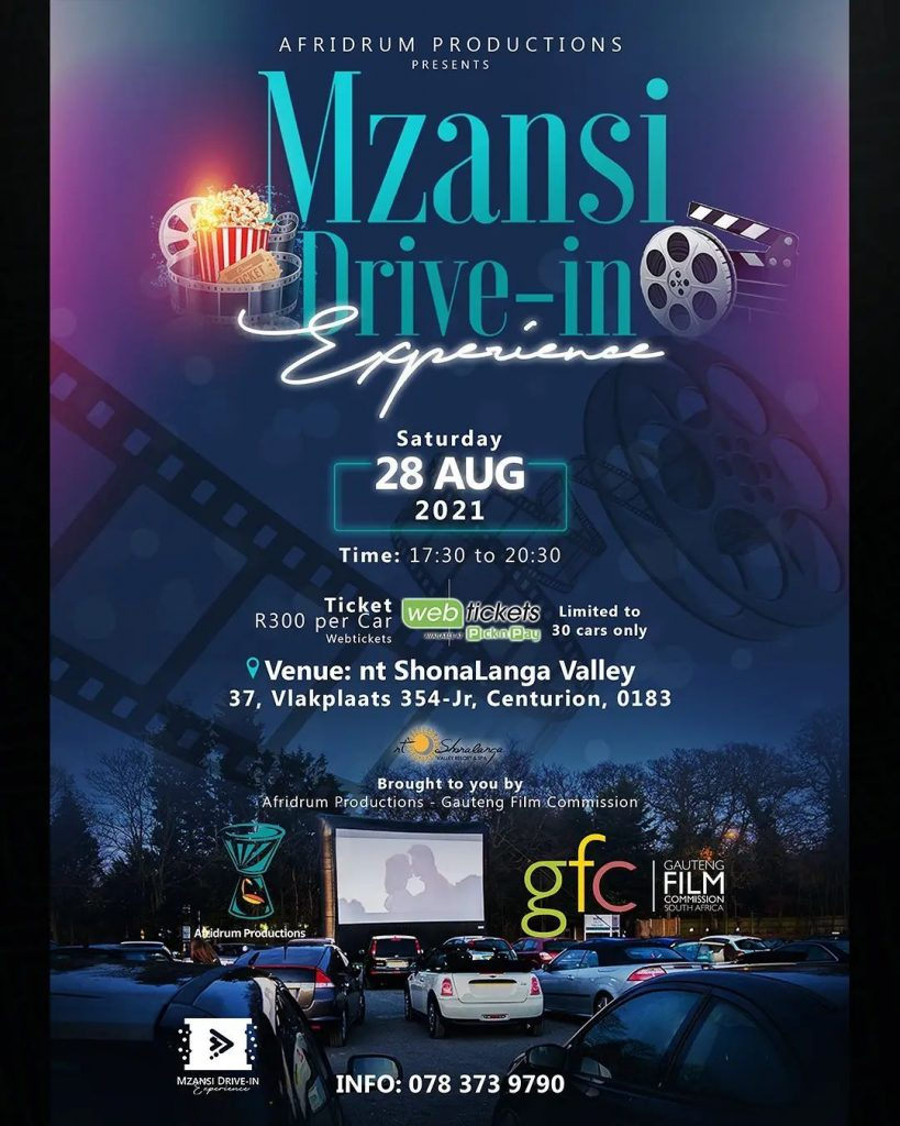[Event] Mzansi Drive-In Experience